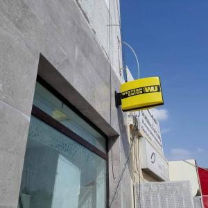 Drapeau Western Union