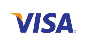 Carte de paiement bancaire Visa